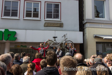 Fahrrad-Versteigerung am 19.4.2015