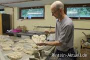 Time to say goodbye: Eine Pyramide als Abschiedsgeschenk für Rinteln
