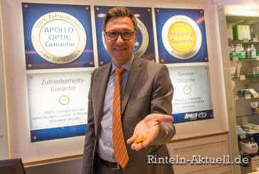 Rintelner Eistaler: Einkaufen und Taler gegen eisgekühlte Köstlichkeiten eintauschen