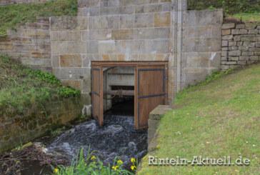 Rinteln von hinten: Ein Spaziergang zu 25 historischen Kleinodien Rintelns entlang der Mühlenexter