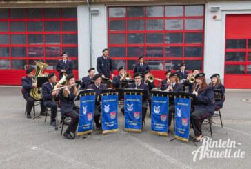 Musikalischer Mitmach-Nachmittag beim Blasorchester der Feuerwehr Rinteln