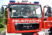 Heute werde ich Feuerwehrmann: Feuerwehr Rinteln erfüllt dreijährigem Paul seinen größten Wunsch