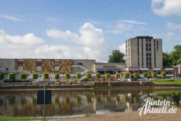 Die Wellen beruhigen sich: Public Viewing an der Rintelner Weserpromenade wie geplant