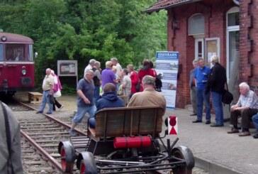 Bahntag am Pfingstsonntag: Klassik und Moderne im Wechsel