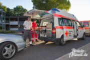 Ein Schiff strandet in Rinteln: Wohin mit den Verletzten?