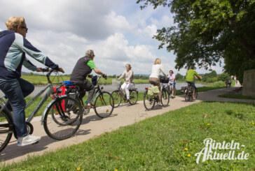 Autofrei auf zwei Rädern durchs Wesertal: 14. Felgenfest am 07.06.2015