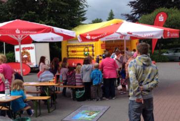 40 Jahre KNAX – Buntes Spielfest in Rinteln für alle Rintelner KNAXianer