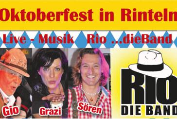 Rintelner Carnevalsverein: Oktoberfest 2014 fast ausverkauft