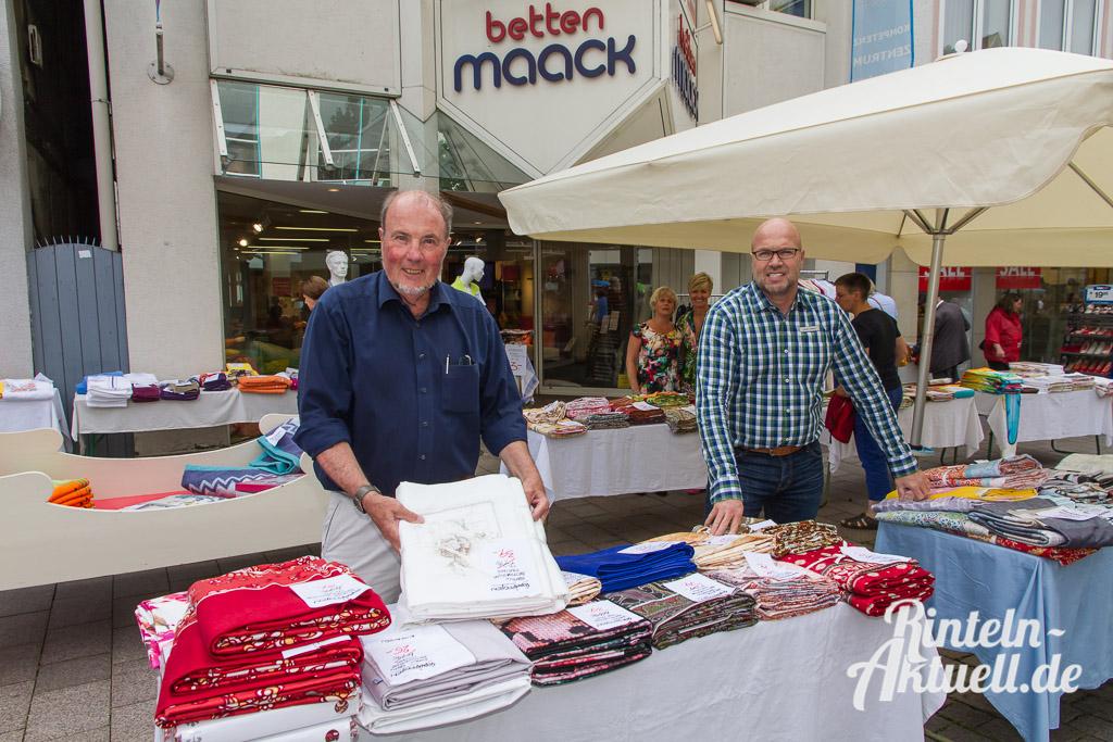 02 rintelnaktuell hsm haeppchen schnaeppchen markt angebote shopping innenstadt