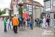 Jung und Alt auf engem Raum – Rücksichtnahme in Rintelns Fahrradverkehr