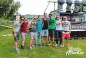 Wesertekk Open Air: Full House im Freibad
