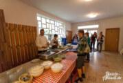 Vollkost oder vegetarisch: BauerGiese kocht für Sommer-Uni-Teilnehmer