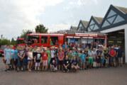 Feuerwehr Rinteln unterstützt Ferienfreizeit am Doktorsee