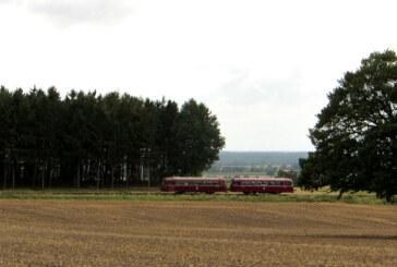 Der Schienenbus fährt wieder am 31.08.
