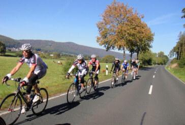 5. Große Weserrunde am 6. September: Start zum Radmarathon in Rinteln