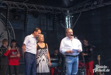 """Rintelner Altstadtfest: """"Zum 37. Mal rocken und poppen"""""""