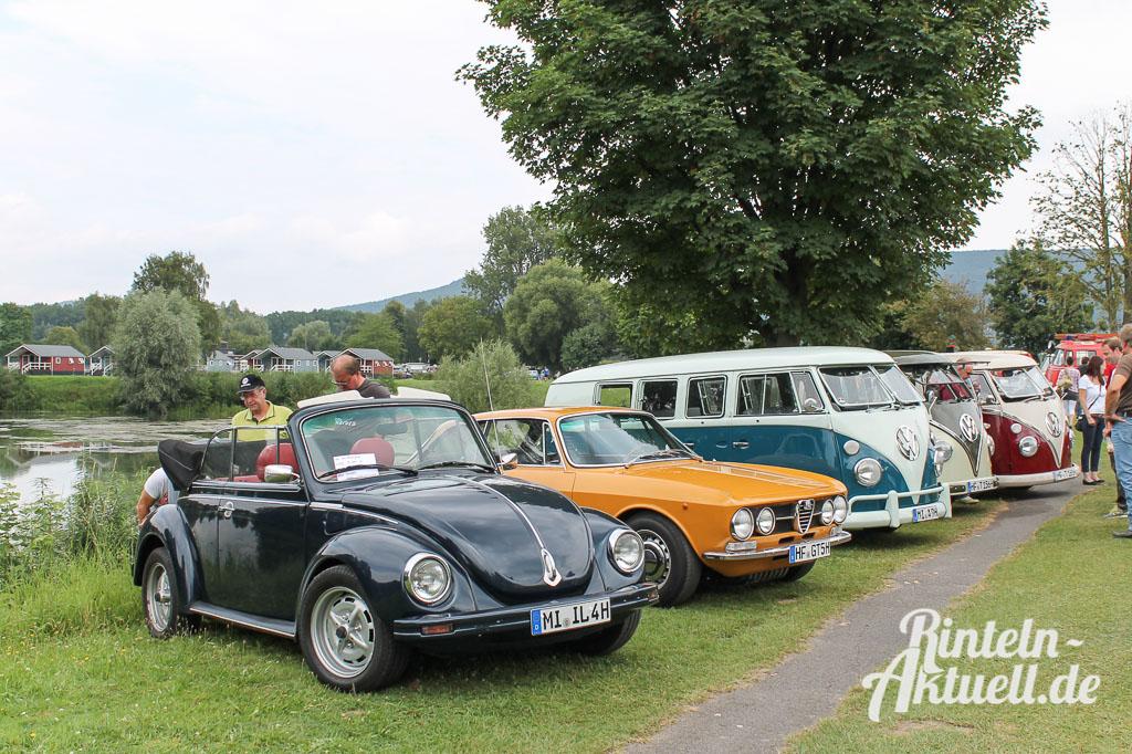 18 rintelnaktuell oldtimertreffen doktorsee 2014 auto krad traktor