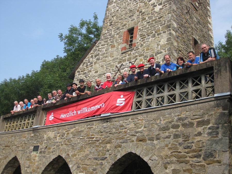 Spiel, Spaß und gute Laune standen auch dieses Jahr beim Boule-Turnier ganz oben auf dem Programm. (Foto: privat)