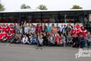 Nach Motorschaden auf der A2: Lebenshilfe versorgt Kinder aus Polen in Rinteln, Marktkauf spendet Lebensmittel