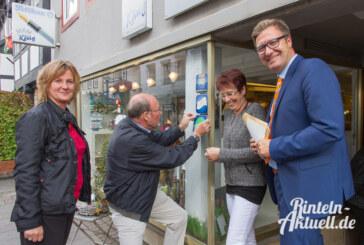 Shoppen in Rinteln: Neue Service-Icons von Pro Rinteln