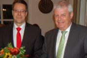 Torsten Clausing feiert 25jähriges Dienstjubiläum bei der Sparkasse Schaumburg
