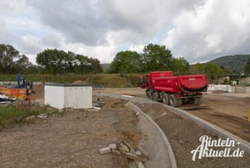 Neues von der Entlastungsstraße Nord: Der Verkehr rollt bald wieder durchs Galgenfeld nach Norden