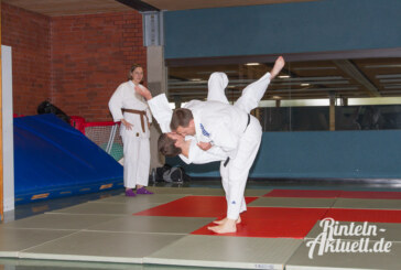 Neuanfänger im Judo der VT Rinteln willkommen