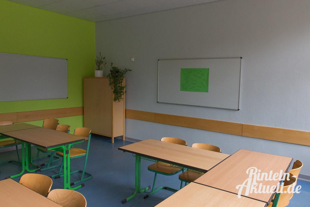 Mit renovierten Räumen startet die IGS zur Premiere in Rinteln.
