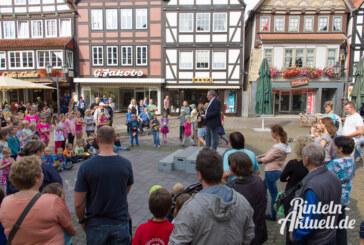 Zweifaches Jubiläum: Der Weltkindertag am 20.09.2014 in Rinteln