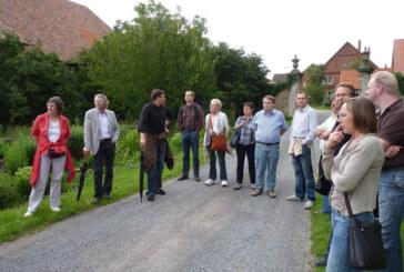 Heimatverein Exten: Geselliger Rundgang am 20.9.2014