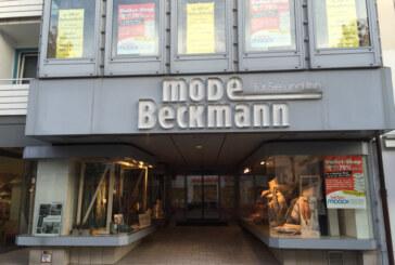 Betten Maack mit Outlet-Shop zur Rintelner Herbstmesse 2014