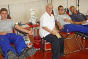 Stüken spendet Blut: 31 Erstspender für den guten Zweck