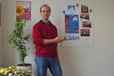 Seit sechs Jahren stark für Rintelner Familien: Familienpaten des Kinderschutzbundes feiern Jubiläum