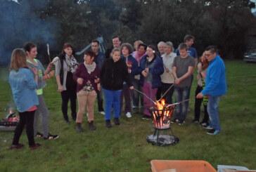 Kinderschutzbund Rinteln: Coaches und Teenager treffen sich in Strücken