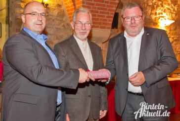 Oktoberfest der SPD Rinteln mit Ehrung des Bürgermeisters