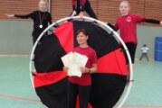 VTR: Rhönradnachwuchs beim Talentsichtungswettkampf erfolgreich
