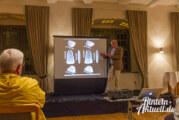 Präsentation mit Hindernissen: Das historische Kupferbeil kam (noch) nicht nach Rinteln.