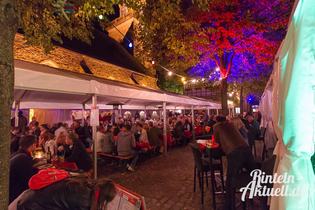 20 rintelnaktuell weintage fest gastronomie essen trinken kirchplatz event 2014