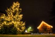 Weihnachtsvorbereitungen in Steinbergen: Baumschmücken und Stiefelausgabe