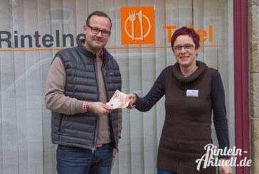 Ein Herz für Rinteln: Bauer Giese spendet 250 Euro an die Tafel