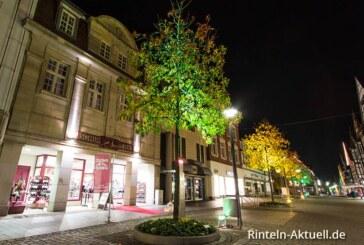 Beute im Dunkeln: Diebe stehlen Teile der Moonlight-Shopping Beleuchtung