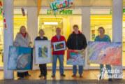 Ihr Kunst Platz: Filiale erwacht für ein Wochenende wieder zum Leben