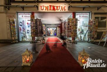 """Last Minute Aktion von UNIKUM: Gutscheine mit 25 % """"Mehr-Wert"""""""