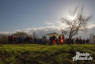 Generationenpark erhält Zuwachs: 29 neue Apfelbäume gepflanzt