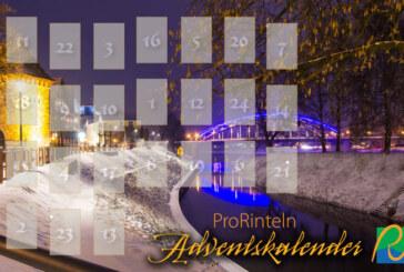 Stadtmarketingverein Pro Rinteln präsentiert Online-Adventskalender mit 24 tollen Preisen
