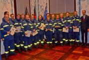 29 THW-Mitglieder aus Rinteln erhalten Bundesflutmedaille