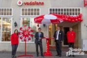 Umbau und Umzug an den Marktplatz: Vodafone Shop Rinteln jetzt größer und schöner