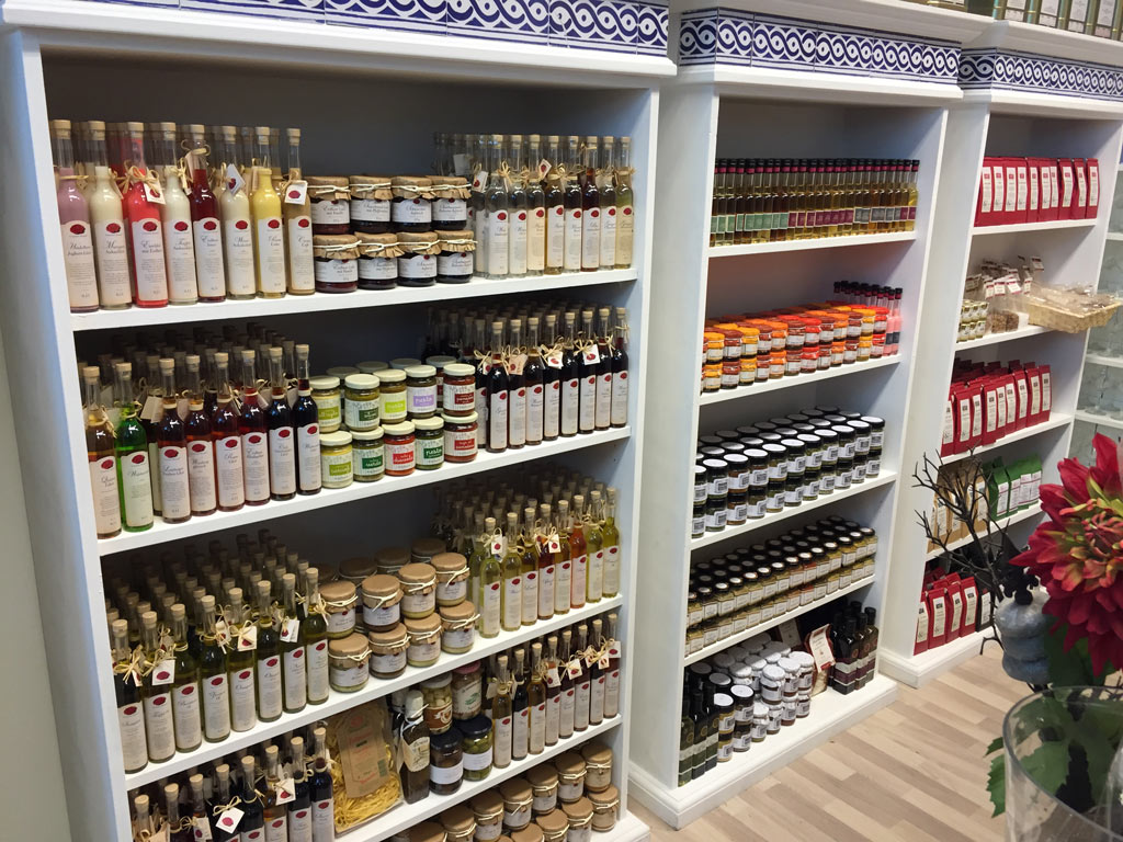 """Neu bei """"Fein & köstlich"""": Gourmet Berner und Fein Factory."""