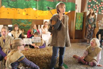 """Über 200 Besucher beim Kindermusical """"Der verlorene Sohn"""""""