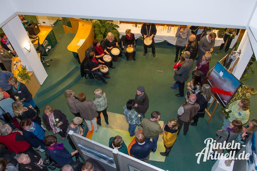04 rintelnaktuell galerie innenstadt vernissage kunst kultur einzelhandel